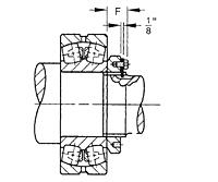Inch Assessories - Locknut and Lockplate