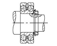 Inch Assessories - Locknut and Lockwasher