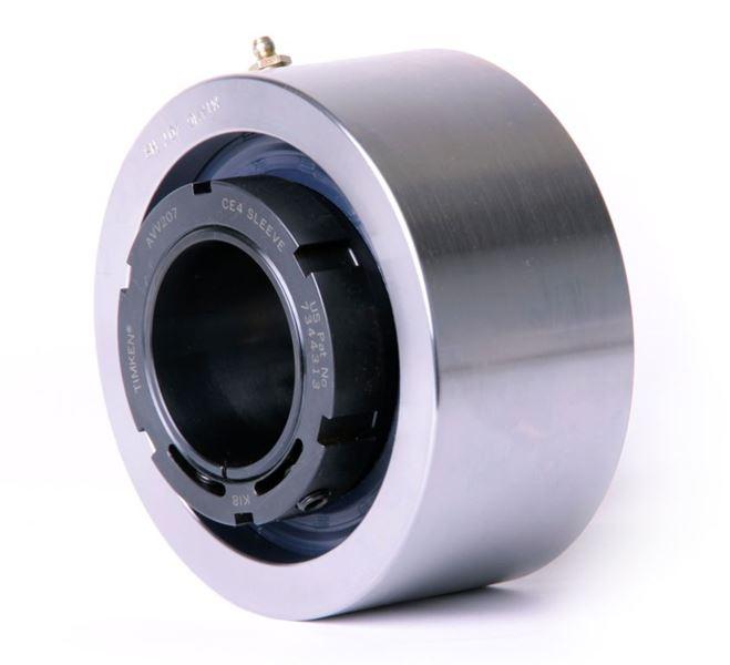 Bearing Cartridge: Double V-Lock Cartridge Block On The Timken Company