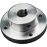 QUICK FLEX flanged spacer hub