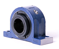 Timken-Mounted-Bearing-Housed-Unit-Double-Concentric-Four-Bolt-Pillow-Block