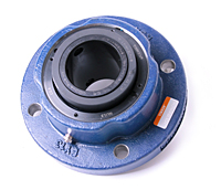 Timken-Mounted-Bearing-Housed-Unit-Double-Concentric-Round-Flange-Block