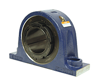 Timken-Mounted-Bearing-Housed-Unit-Double-V-Lock-Two-Bolt-Pillow-Block