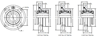 Flange: Piloted Bearing-2