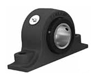 Pillow Block: 2-Bolt Base Bearing