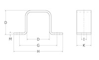 RunRight® RBS Clamp Drawing