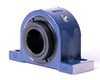 Timken-Mounted-Bearing-Housed-Unit-Single-Concentric-Four-Bolt-Pillow-Block