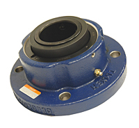 Timken-Mounted-Bearing-Housed-Unit-Single-Concentric-Round-Flange-Block