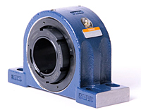Timken-Mounted-Bearing-Housed-Unit-Single-V-Lock-Four-Bolt-Pillow-Block