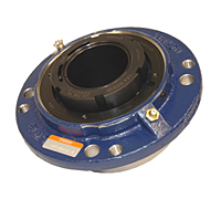 Timken-Mounted-Bearing-Housed-Unit-Single-V-Lock-Piloted-Flange-Cartridge