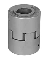 Cast Iron Curved Jaw Couplings, CJ Series - Metric