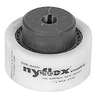 Nyflex® Type Coupling Hubs w/ Keyway - Metric
