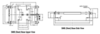 Sliding Cast Iron Motor Bases - Imperial-2