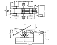 Tilting Type Motor Bases - Imperial