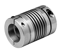 BWLC Series - Bellows Clamp Style Couplings - Metric