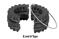 E & N Type Sleeves for S-Flex Couplings - Imperial