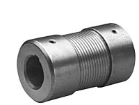 U Type Uniflex Couplings w/ Keyway, Regular Version, Shaft-to-Shaft Configuration - Imperial