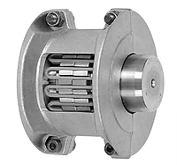 Horizontal Cover Style Grid Couplings