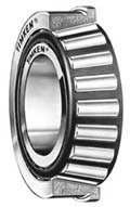 Tapered Roller Bearings - TSF (Tapered Single with Flange)