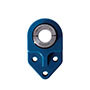 Blue-Poly-3-Bolt-Quiklean-Housing-with-QF-Poly-Round-Insert-with-Locking-Sleeve-T