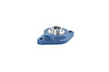 Blue-Polymer-2-Bolt-Flange-Stainless-Steel-Insert---Machine-B-A2---FVSL613