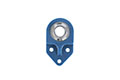 Blue-Polymer-3-Bolt-Flange-Stainless-Insert---Machine-B-T---FVSL613
