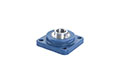 Blue-Polymer-4-Bolt-Flange-with-Stainless-Insert---Machine-B-A2---FVSL613