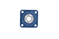 Blue-Polymer-4-Bolt-Flange-with-Stainless-Insert---Machine-B-T---FVSL613