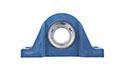 Blue-Polymer-Pillow-Block-with-Stainless-Steel-Insert---Machine-B-S---FVSL613