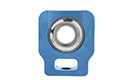 Blue-Polymer-Take-Up-with-Stainless-Steel-Insert---Machine-B-S---FVSL613