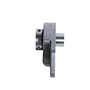 QF-Poly-Round-Machined-Stainless-3-bolt-Housing-with-High-Temp-Extended-Sleeve-A