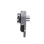 QF-Poly-Round-Machined-Stainless-3-bolt-Housing-with-High-Temp-Extended-Sleeve-T