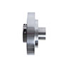 QF-Poly-Round-Machined-Stainless-Piloted-Flange-with-High-Temp-Extended-Sleeve-T