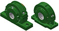 Split Block - Cylindrical Roller Bearing - SN and SD