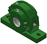 Split Block - Cylindrical Roller Bearing - SNQ