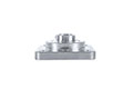 Stainless-Steel-4-Bolt-Flange-with-Stainless-Steel-Insert---Machine-A-S---FVSL613