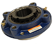 Timken-Mounted-Bearing-Housed-Unit-Tapered-Adapter-Piloted-Flange-Cartridge