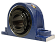 Timken-Mounted-Bearing-Housed-Unit-Tapered-Adapter-Two-Bolt-Pillow-Block