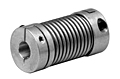 BWC Series - Bellows Clamp Style Couplings - Metric