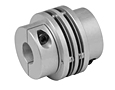 MDS Series - Mini Disc Spacer Clamp Style Couplings - Imperial