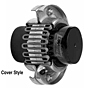 Vertical Cover Style Grid Couplings